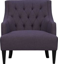 Tess Chair in Eco-Friendly Upholstered Furniture | Crate and Barrel