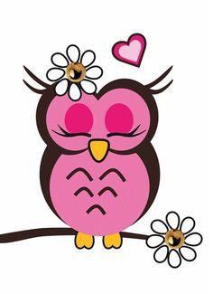 Coruja No Galho De Coração Corujas Owl Art Owl E Owl Wallpaper