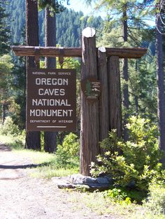Oregon Caves National Monument - Oregon