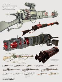 Laser Musket (Fallout)