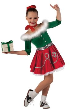 Themes and dreams come true when our character costumes hit the stage. Christmas Dance Costumes, Dance Recital Costumes, Kids Christmas Outfits, Jazz Costumes, Christmas Holiday, Rock Costume, Santa Costume, Cool Kids Clothes, Dance Fashion