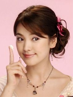 Song Hye Kyo from Full House