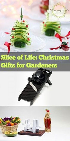 Here's a slice of life for you! If you're considering what to get for the gardeners in your life, then you definitley don't want to miss out on these Christmas gifts for gardeners. Holiday Gifts, Christmas Gifts, Christmas Ornaments, Holiday Decor, Diy Gifts, Gifts For Mom, Christmas Garden, Slice Of Life, Garden Gifts