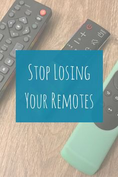 Are you constantly looking for lost remotes? Use these cheap tips and DIY solution to make your remote controls for the tv and other devices easier to see and find. Co Parenting, Single Parenting, Finding Yourself, Make It Yourself, Tv Remote Controls, You Can Do Anything, Fix You, Losing You, Survival