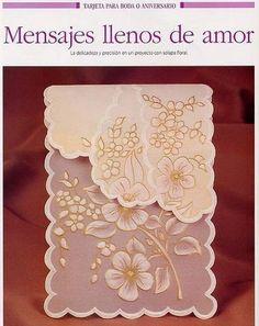 Tarjeteria española moldes gratis - Imagui