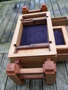 Suspended box - by Tag84 @ LumberJocks.com ~ woodworking community