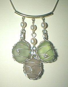 Glass Beach Jewelry