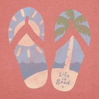 Sometimes you flip, sometimes you flop. #Flipflops #Lifeisgood #Optimism