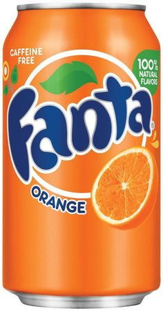View Fanta nutrition facts and ingredients on Coca-Cola Product Facts. Find clear nutrition information for a 12 oz can of Fanta, Orange here. Coca Cola, Soirée Halloween, Color Of The Week, Orange Drinks, Orange Soda, Fanta Can, Orange You Glad, Orange Crush, Natural Flavors