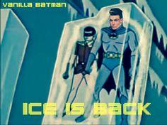 #VanillaIce #VanillaBatman #batman #hiphop
