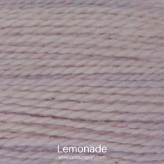A ColourSpun Pure Cotton yarn and embroidery thread colour swatch. This colour is called Rosequartz Colour Swatches, Super Chunky Yarn, Fabric Yarn, Embroidery Thread, Rose Quartz, Fabric Design, Create Your Own, Weaving, Colours