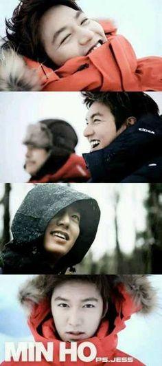 Lee Min Ho.  ::)