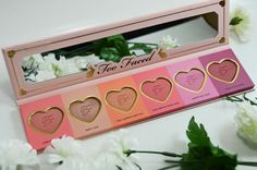 Click for a review of the Too Faced Love Flush Blush Wardrobe on Colouring Me Happy!