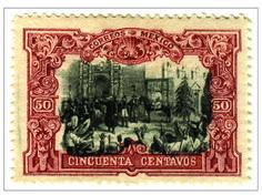 Centenario de la Declaración de Independencia de México. - Filatelia en México - Wikipedia, la enciclopedia libre