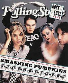 "Smashing Pumpkins 1995- Holy Crap! I miss them!!!!! Best concert of ""95!!!"
