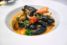 De Foodmadam goes Italian : Zarzuela, Spaanse vissoep