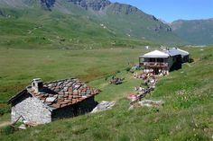 Refuge du Petit Mont Cenis