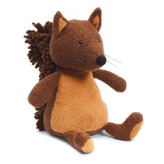 Jellycat Noodle Squirrel