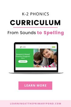 From Sounds to Spelling provides 35 weeks of phonics, phonological awareness, and spelling instruction for Kindergarten, 1st grade, and 2nd grade students. Downloadable PDFs provide all the lessons and materials that teachers need - including decodable texts, sorts, and activities at different levels. Phonemic Awareness Activities, Phonological Awareness, Phonics Programs, Sight Words List, Teacher Lesson Plans, High Frequency Words, Kindergarten Teachers, Spelling, Curriculum