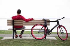 Vanhawks le vélo connecté en carbone