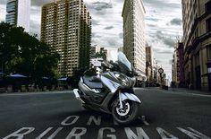 Suzuki Motos   AN650Z (Burgman)