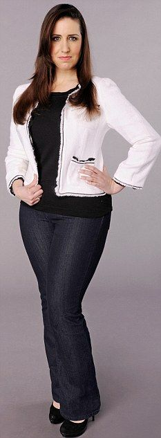 Jeans for curvy body types