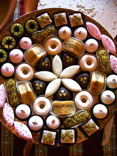 Tunisien sweets