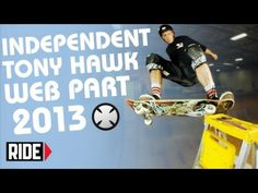 Independent Trucks is proud to welcome Tony Hawk to the Team with this part which Tony filmed exclusively for Indy over the past couple of months. Featuring some never before seen tricks by Tony and cameo appearances with Indy Team Riders Riley Hawk, Aaron JAWS Homoki, and Ben Raybourn. For more information about Independent go to http://indepen...