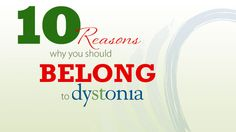 ST Dystonia, Cervical Dystonia Disorder - Spasmodic Torticollis