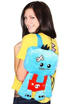 So So Happy Ozzie Backpack, £17.99