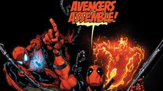 Not Even The Avengers Want Deadpool To Be An Avenger