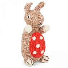 Anne-Claire Petit amigurumi rabbit
