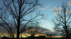 The sky, 26 December 2013