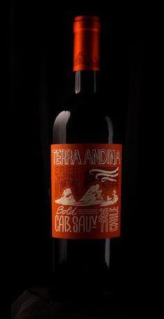 Terra Andina wine / vinho / vino mxm