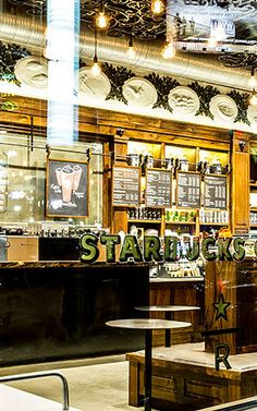 1 | Starbucks Channels Old-World Mysticism In New Big Easy Store | Co.Design | business + design#1#1