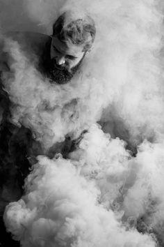 Nate Vaughan Photography - Portfolio. Smoke bomb photography