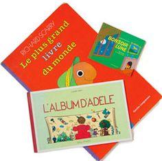 La sélection de livres pour enfants de Marie-Pascale chef de rubrique du magazine Pomme d'Api