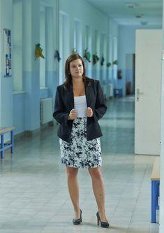 Ulice - Tereza Jordánová jako učitelka - 7 Ulice, Nova, Model, Scale Model, Models, Template, Pattern, Mockup