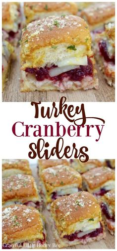 Cranberry Sliders Have lots of Thanksgiving leftovers? Try these super easy and delicious Turkey Cranberry Sliders for a quick post Thanksgiving meal on Have lots of Thanksgiving leftovers? Try these super easy and delicious Turkey Cranberry Sliders for a Pumpkin Recipes, Fall Recipes, Holiday Recipes, Christmas Recipes, Christmas Snacks, Christmas Cooking, Holiday Foods, Mushroom Recipes, Chewy Sugar Cookies