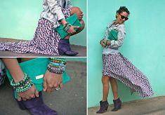 Fishtail skirt (by Galant-Girl Ellena) http://lookbook.nu/look/3312885-fishtail-skirt