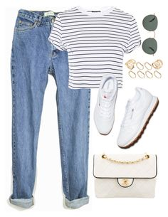 """""""Untitled #4202"""" by magsmccray ❤ liked on Polyvore featuring Topshop, Chanel, ASOS and raen"""