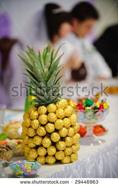 stock photo : Wedding table decoration