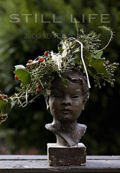 old garden alicja koll