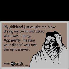 Haha yucky