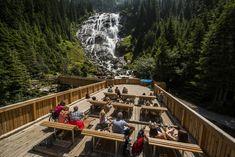Stubaital Grawa Wasserfall