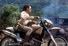 Angelina Jolie (as Lara Croft in Lara Croft Tomb Raider: The Cradle of Life)