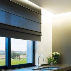 Inside gordijnen zorgen voor de perfecte sfeer in uw interieur.