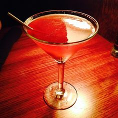 X-Rated Moscato Martini | Photo by Instagram User _krystallelynn_ #houlihans #SoEatingThis