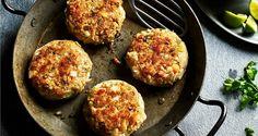 Jerk Haddock, Prawn & Potato Cake Recipe | Love Potatoes