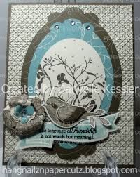 Hangnailz n' Papercutz: Truly Grateful.using Stampin Up Language of Friendship Paper Art, Paper Crafts, Potpourri, Grateful, Stampin Up, Birthday Cards, Friendship, Language, Punch